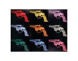 Gun, c.1982 Reproduction d'art par Andy Warhol