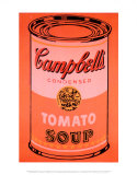 Campbell&#39;s Soup Can  c1965 (Orange)