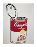 Big Campbell's Soup Can  c19 Cents  c1962