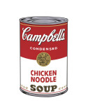 Campbell's Soup I: Chicken Noodle  c1968