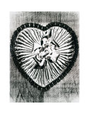 Heart with Bow  c1983