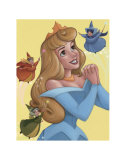 Sleeping Beauty and The Fairy Godmothers: Imagine a Fairy Tale