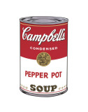 Campbell&#39;s Soup I: Pepper Pot  c1968
