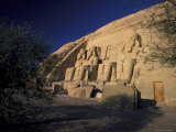 Abu Simbel Temple of Ramses Ii in Egypt