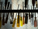 Array of Screwdrivers at a Farm near Cortland  Nebraska