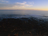 Channel Islands from the Santa Barbara Coastline  California