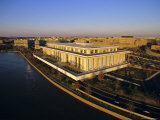 Aerial View of the Kennedy Center  Washington  DC
