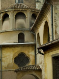 Architectural Detail of Italian Buildings  Asolo  Italy