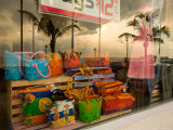 Clothing and Gift Shop Along the Waterfront  Cozumel  Mexico