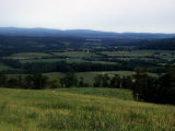 Farmland Dots the Pennsylvania Landscape