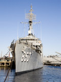 Destroyer Joseph P Kennedy  New Bedford  Massachusetts