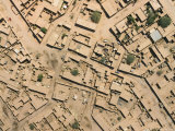 In Agadez  The Buildings Blend Seamlessly with the Landscape  Niger