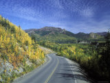 Fall Colors on the Park Road and Sugar Loaf Mountain  Alaska