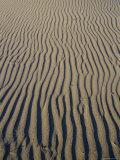 Jalama Beach Sand Pattern  California