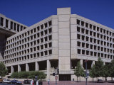 Fbi Headquarters  Washington  DC