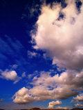 Cumulus Clouds  Alaska
