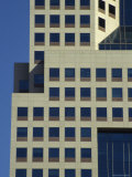 Profile of an Office Building