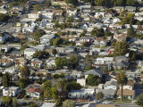 Dense Housing on Ventura Avenue  California