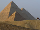Giza Pyramids  Egypt