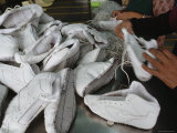 High-End Sports Shoes Are Main Taiwan Business