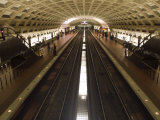 Dupont Circle Station Metro Line  Washington  DC