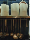 Kitchen Utensils and Chefs' Hats  France