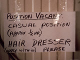 Outback Cattle Station Owners Wife Advertises for a Hair Dresser  Australia