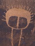 Petroglyph Closeup  Utah