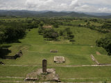 Mayan Ruins of Tonina  Mexico
