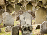 Old Cemetery in Boston Where Paul Revere is Buried  Massachusetts
