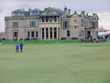 The St Andrews Golf Course in Scotland