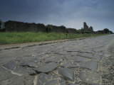 The Appain Way  An Ancient Roman Road  Rome  Italy