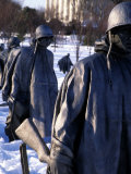 Tribute to the Soldiers Who Fought the Korean War  Washington  DC