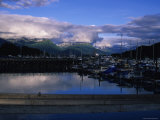 The Harbor of Valdez  Alaska