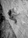 Women Rock Climbing in the Big Horn Mountains of Wyoming