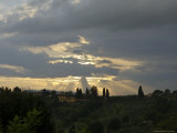 Views of Tuscany Landscape near Florence  Italy