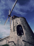 Windmill on Saint Croix  United States Virgin Islands