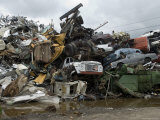 Scrap Metal Yard  Lincoln  Nebraska