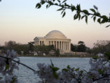 The Jefferson Memorial  Washington  DC