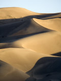 Sand Dunes at Sunset  Colorado