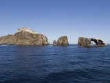 West Anacapa Island in the Channel Islands National Park  California