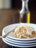 Risotto Al Pomodoro (Tomato Risotto with Parmesan  Italy)