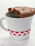 Chocolate Hazelnut Cookie on a Cup