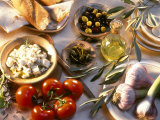 Ingredients for Mediterranean Dishes