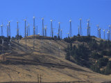 Wind Turbines for Electric Power  California