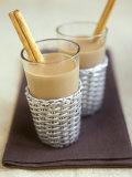 Mocha Coffee (With Milk  Cocoa  Chocolate Syrup)