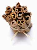 Cinnamon Sticks  Tied Together