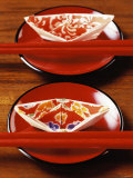 Chinese Place Setting with Chopsticks
