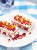 Zuppa Romana (Layered Sponge and Cream Dessert)