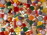 Assorted Colorful Hard Candy